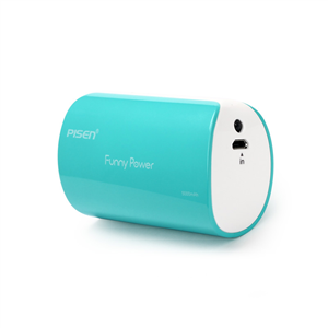 Funny PowerⅡ 5000mAh (Blue green)