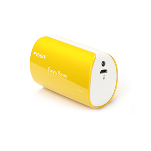 Funny PowerⅡ 5000mAh (Lemon)